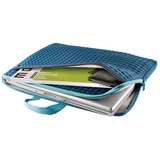 LaCie ForMoa 130938 Notebook Case - Sleeve - Neoprene - Blue