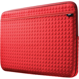 LaCie ForMoa 130936 Notebook Case - Sleeve - Neoprene - Red