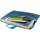 LaCie ForMoa 130933 Notebook Case - Neoprene - Blue