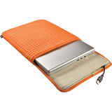 LaCie 130922 Notebook Case - Sleeve - Neoprene - Orange