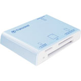 Transcend P8 13-in-1 USB 2.0 FlashCard Reader TS-RDP8A