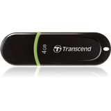 Transcend JetFlash 300 4 GB USB 2.0 Flash Drive TS4GJF300