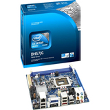Intel DH57JG Desktop Motherboard Chipset