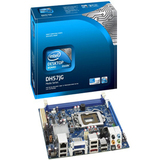 Intel Media DH57JG Desktop Motherboard - Intel Chipset
