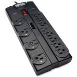 Tripp Lite Protect It! TLP1208TEL 12-Outlets Surge Suppressor TLP1208TEL