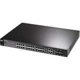 Zyxel GS1500-24P Ethernet Switch - 28 Port - 4 Slot