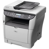 Ricoh Aficio SP 3410SF Laser Multifunction Printer - Monochrome - Plain Paper Print - Desktop