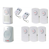 Q-see QSDL506W Security Alarm