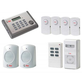 Q-see QSDL503AD Security Alarm