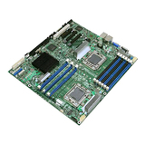 Intel S5500HCV Server Motherboard - Intel Chipset