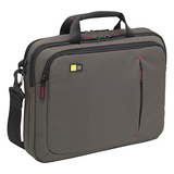 Case Logic VNA-214 Notebook Case - Briefcase - Dobby Nylon - Brown
