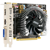 MSI R5670-PMD1G Radeon HD 5670 Graphics Card - PCI Express 2.1 x16 - 1 GB GDDR5 SDRAM