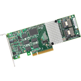 LSI Logic MegaRAID 9261-8i SGL SAS RAID Controller - Serial ATA/600, Serial Attached SCSI - PCI Express 2.0 x8 - Plug-in Card