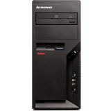 Lenovo ThinkCentre M58p 9965A9U Desktop Computer - 1 x Core 2 Duo E8400 3GHz - Tower