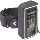 Case Logic UMA-103 Digital Player Case - Armband - Polyester - Gray