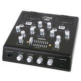 Pyle PDMXI4U Audio Mixer