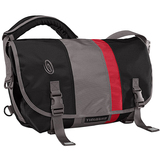 Timbuk2 D-Lux 175-4-6024 Carrying Case for Notebook - Black, Gunmetal, Red