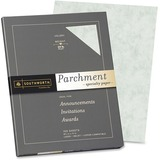 Southworth Colors + Textures P874CK Parchment Paper - 8.40' x 11' - Parchment - 100 x Sheet