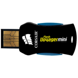 Corsair Flash Voyager Mini CMFUSBMINI-32GB Flash Drive - 32 GB