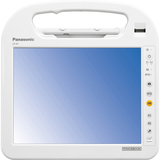 Panasonic Toughbook CF-H1CDJAZ6M 10.4 Tablet PC - Atom Z540 1.86 GHz