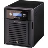 Buffalo TeraStation ES TS-XE4.0TL/R5 Hard Drive Array - 4 x HDD Installed - 4 TB Installed HDD Capacity TS-XE4.0TL/R5