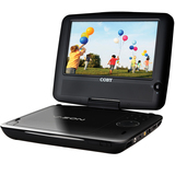 Coby TFDVD7309 Portable DVD Player - TFDVD7309