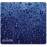 "Naturesmart Mouse Pad, Raindrops Design, 8 3/5"" x 8""  MPN:30182"
