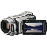 JVC Everio GZ-HM1 Digital Camcorder - 2.7' LCD - CMOS