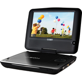 Coby TFDVD1029 Portable DVD Player - TFDVD1029