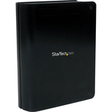 StarTech.com 3.5in USB 3.0 SATA Hard Drive Enclosure with Fan