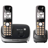 Panasonic KX-TG6512B Cordless Phone - KXTG6512B