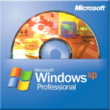 HP Microsoft Windows XP Professional - Media Only