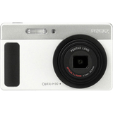 Pentax Optio H90 12.1 Megapixel Compact Camera - 5.10 mm-25.50 mm - White