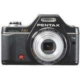 Pentax Optio I-10 12.1 Megapixel Compact Camera - 5.10 mm-25.50 mm - Black