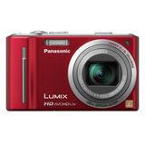 Panasonic Lumix DMC-ZS7 12.1 Megapixel Compact Camera - 4.10 mm-49.20 mm - Red