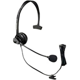 Panasonic KX-TCA400 Headset - Mono - KXTCA400
