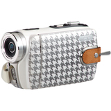 DXG DXG-534V Digital Camcorder - 3' LCD - CMOS - Silver, White