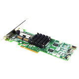 Promise SuperTrak STEX8760T SAS RAID Controller - Serial Attached SCSI, Serial ATA/600 - PCI Express 2.0 x8 - Plug-in Card