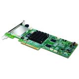 Promise SuperTrak STEX8768 SAS RAID Controller - Serial Attached SCSI, Serial ATA/600 - PCI Express 2.0 x8 - Plug-in Card