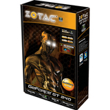 ZOTAC ZT-20403-10L GeForce GT 240 Graphics Card - PCI Express 2.0 x16 - 512 MB DDR3 SDRAM