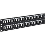 ICC High Density Flush Blank Patch Panel - IC107BP482