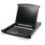 Iogear GCL1808 Rackmount LCD GCL1808