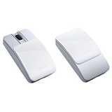 Sony VAIO VGPBMS15/WI Mouse - Laser Wireless - White