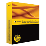 Symantec Backup Exec 2010 for Windows Small Business Server with 1 Year Basic Maintenance