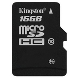 Kingston SDC10/16GBSP 16 GB microSD High Capacity (microSDHC) SDC10/16GBSP