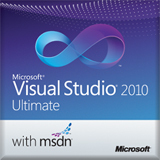 Microsoft Visual Studio 2010 Ultimate Edition with MSDN