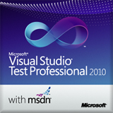 Microsoft Visual Studio 2010 Test Professional Edition with MSDN Renewal