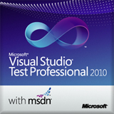 Microsoft Visual Studio 2010 Test Professional Edition with MSDN