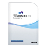 Microsoft Visual Studio 2010 Professional Edition with MSDN Embedded Subscription Renewal