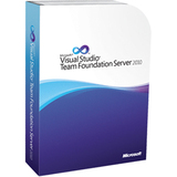 Microsoft Visual Studio Team System 2010 Team Foundation Server - Complete Product - 1 Server 125-00858